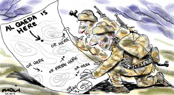 Political/Editorial Cartoon by Alan Moir, Sydney Morning Herald, Australia on Afghanistan Devastated