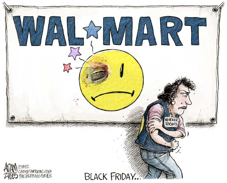 political legal for wal mart Those who vilify wal-mart do so not for wal-mart's political failings but for wal-mart's economic successes the  why wal-mart matters  legal system media.
