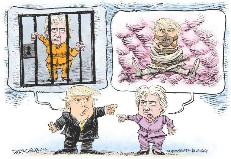 Political Editorial Cartoon By Daryl Cagle Cagle Cartoons On Race