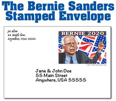 The Bernie Envelope